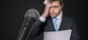 ترس از سخنرانی-حامد علی عبدالهی