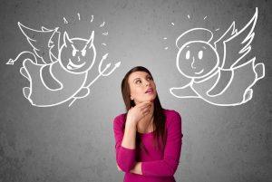 چگونه افکار مثبت را جایگزین افکار منفی کنیم؟